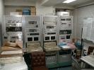 Steuerzentrale der japanischen Amateurfunk-Satelliten