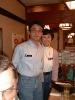 Tadashi (JR0DLU) und Hiromi (JI0SBR) - Vielen Dank für die ausgezeichnete Organisation der Reise