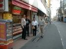 Früstück in Odawara