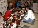 Tokyo / Essen im Azuma mit japanischen Freunden (2)