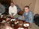 Tokyo / Essen im Azuma mit japanischen Freunden (3)